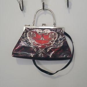 💙 5 for $16-Skeleton purse